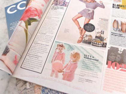 IA BON in MAMA magazine