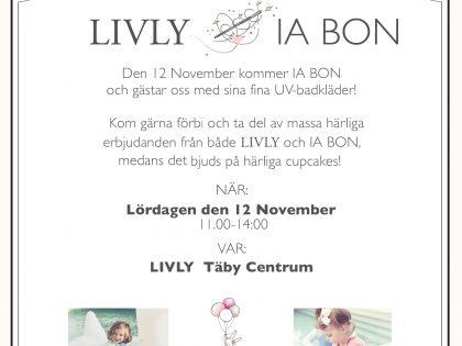 LIVLY + IA BON