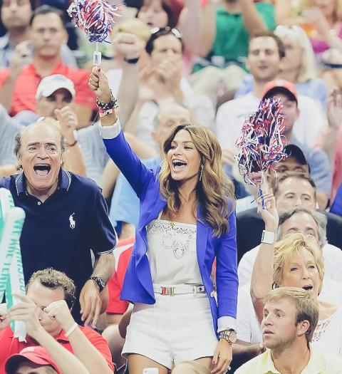 Stacey+Gardner+Davis+Cup+Spain+v+USA+bmBmd3Af3yKx