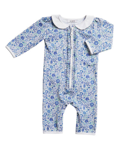 Stella Blue Liberty Floral - Front