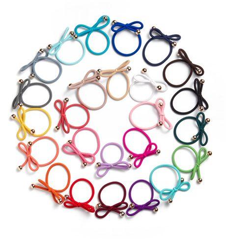 Circle Hair ties