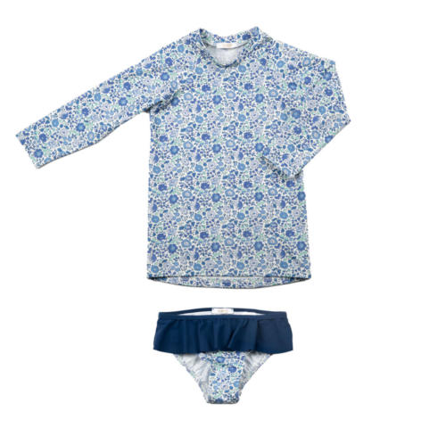 The Lykke - Blue Liberty Floral - Front