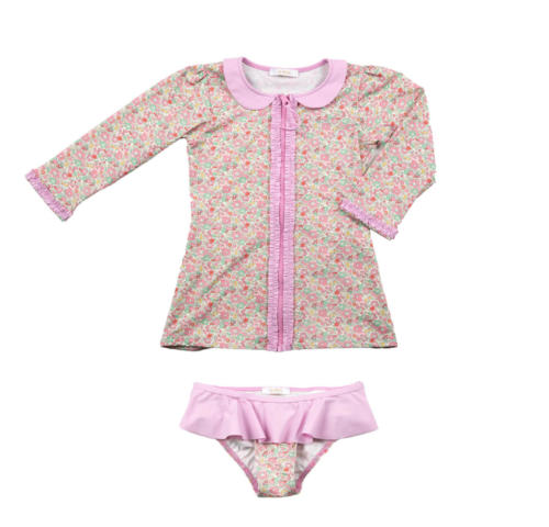 The Lucy, Pink Floral Liberty - Front