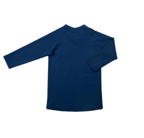 Dark Blue UV Sweater - Back