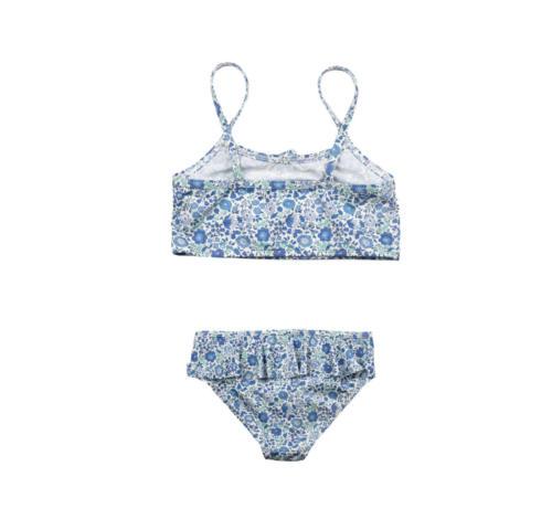 The Valentina bikini - Blue Liberty - Back