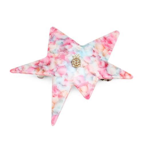 Star Clip - Pink Sprinkles