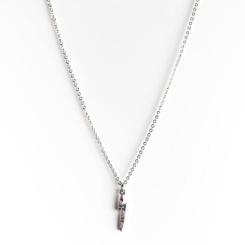 Symbol Necklace Lightning