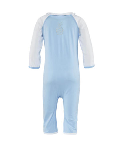 baby light blue - back