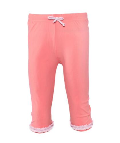 Bella coral pants