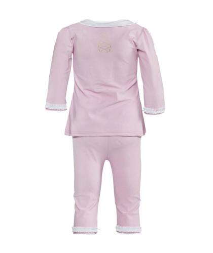 Bella light pink set - back