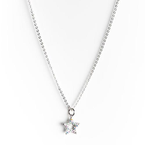 Symbol Necklace Star