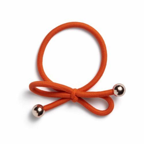 orange -Gold Bead