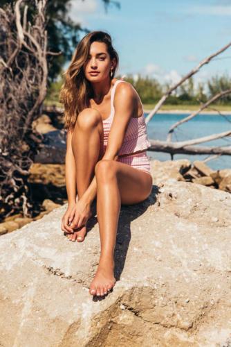 The Jenni - Pink Bardot
